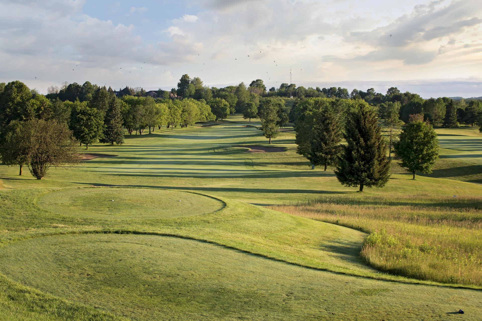 golf course near toronto