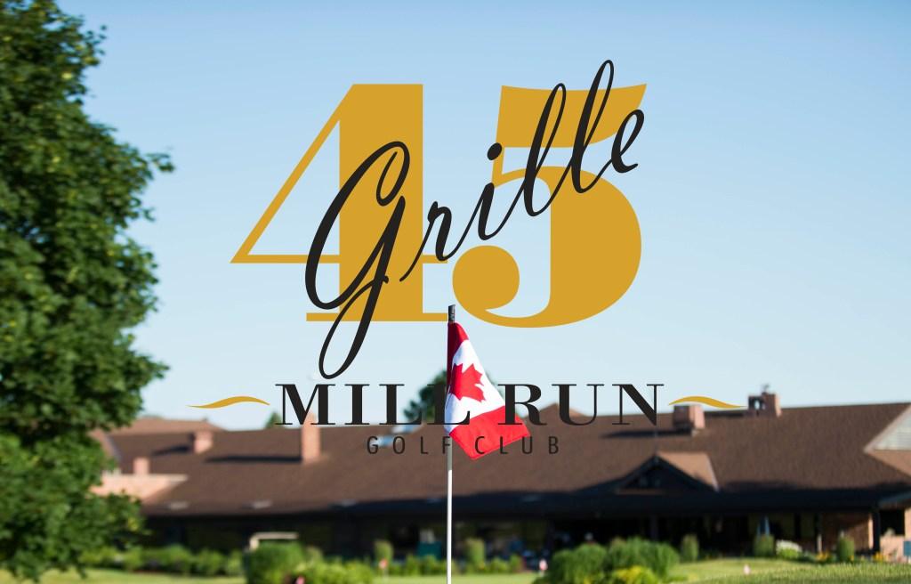 45 grille restaurant mill run